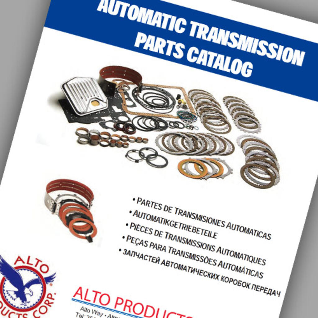 Alto Products Clutches & Transmission Products product image 8