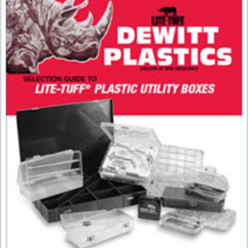 DeWitt Plastics, Inc. product image 6
