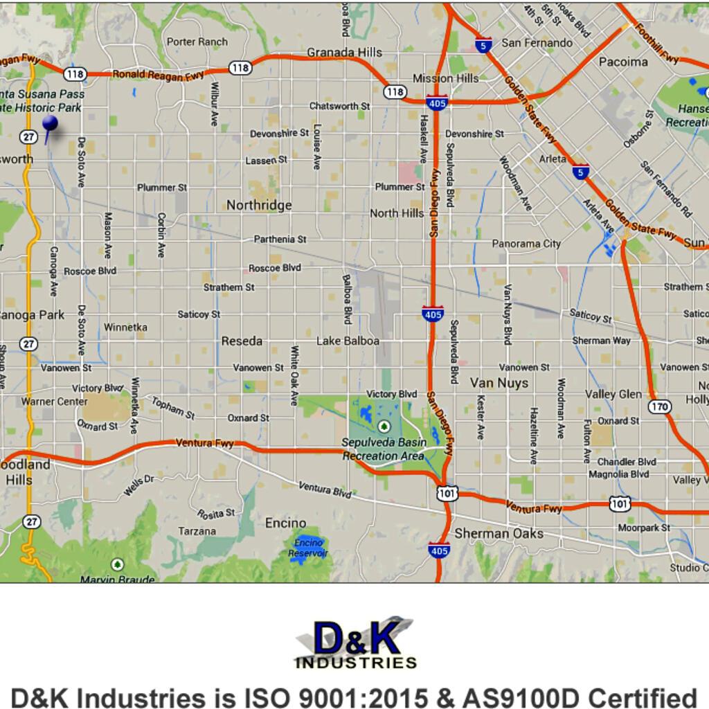 D&K Industries, Inc. product image 1