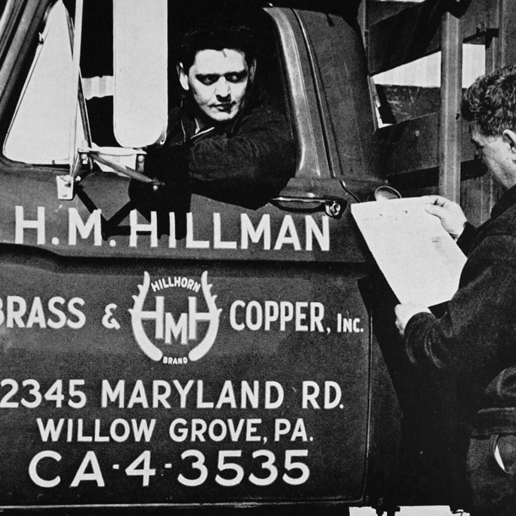 H.M. Hillman Brass and Copper, Inc. product image 6