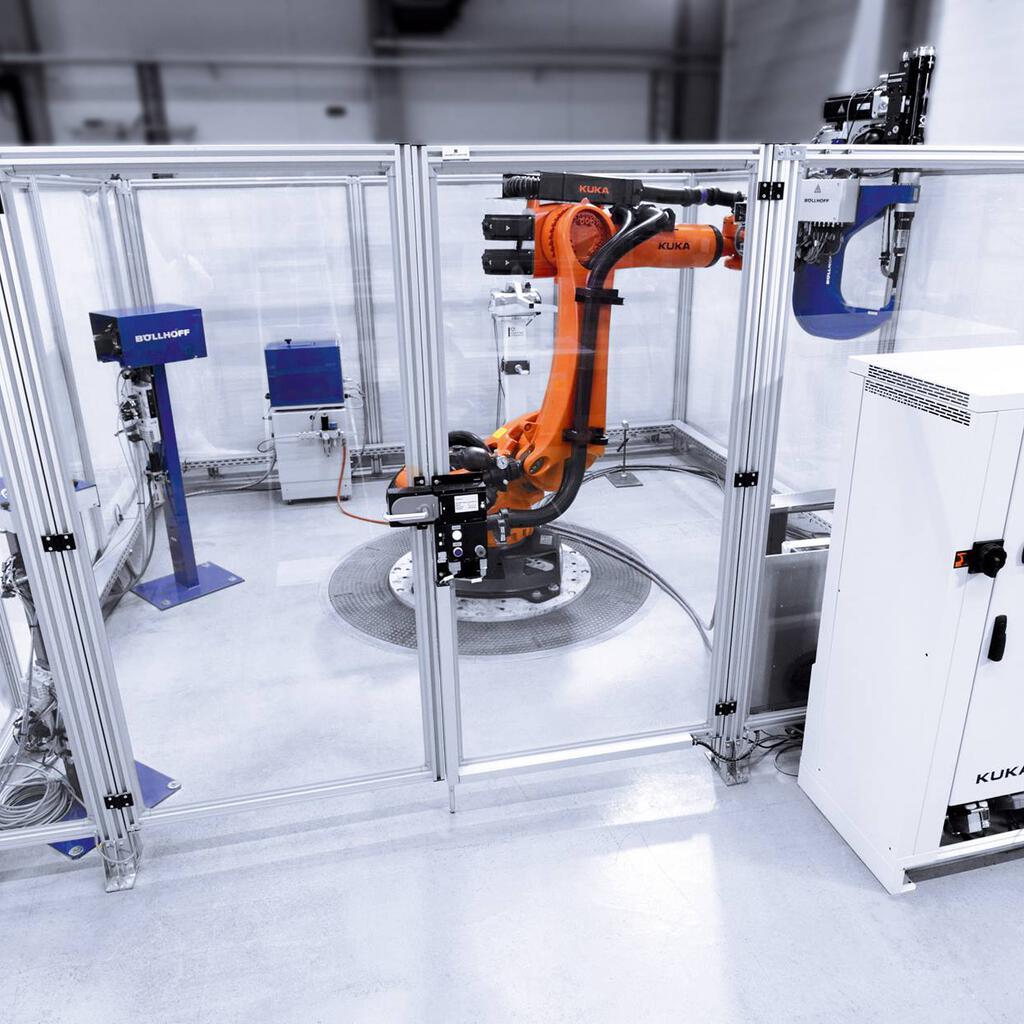 KUKA Robotics Corp. product image 10
