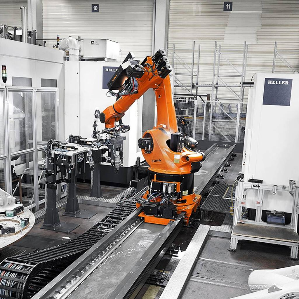 KUKA Robotics Corp. product image 4