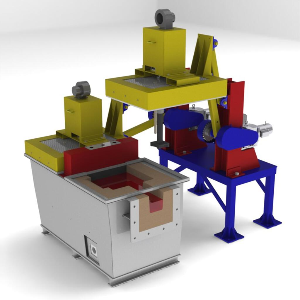Molten Metal Equipment Innovations Inc. product image 0