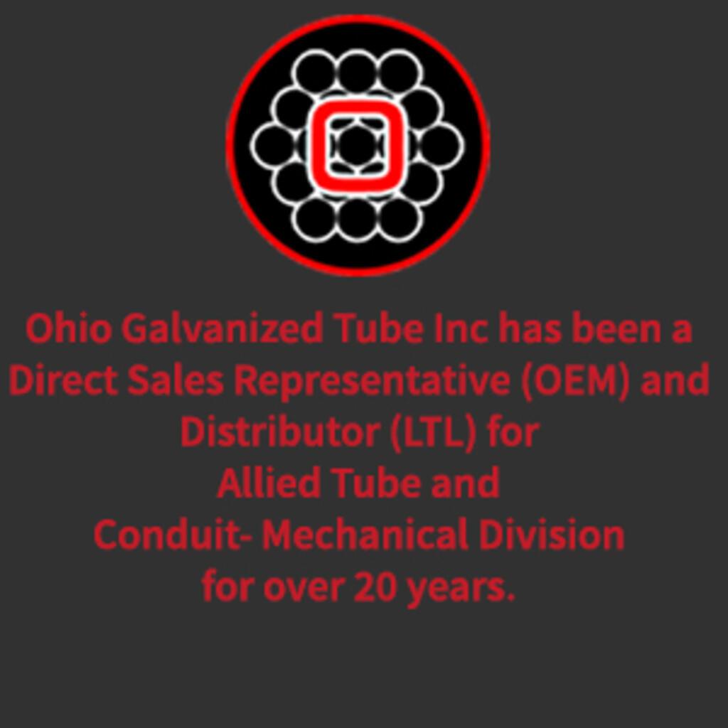 Ohio Galvanized Tube, Inc. product image 1