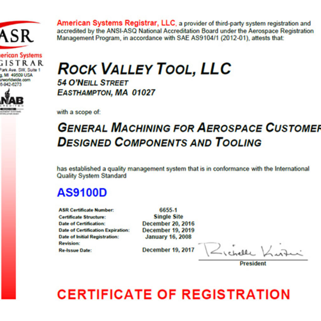 Rock Valley Tool, LLC product image 5