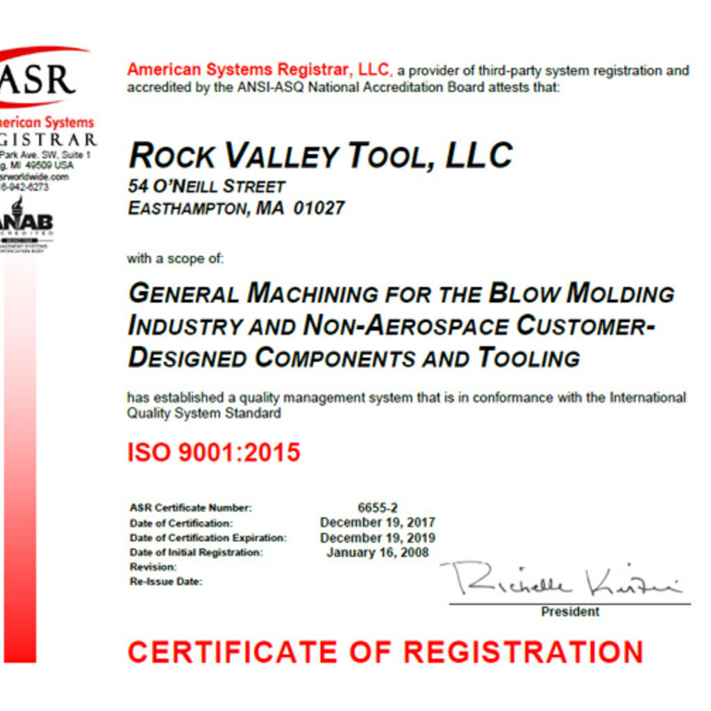 Rock Valley Tool, LLC product image 6