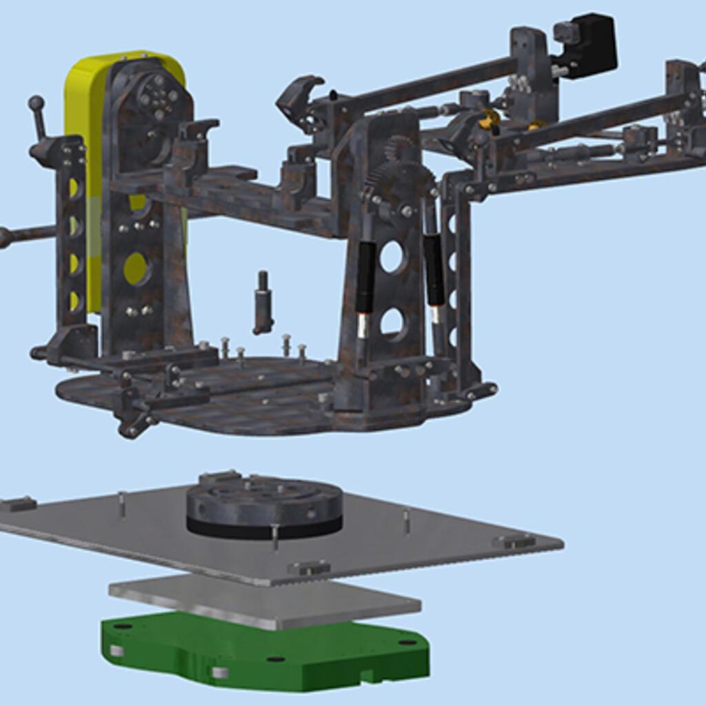 Rosewood Machine product image 0