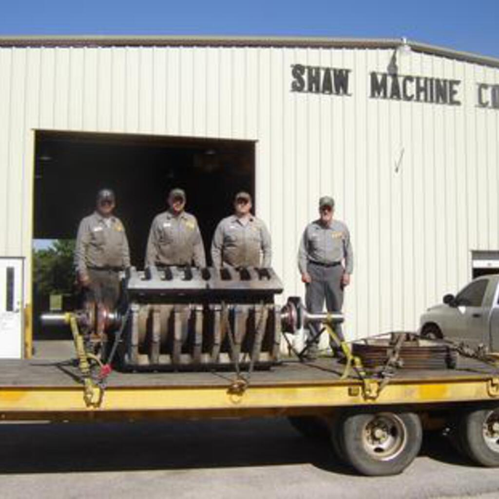 Shaw Machine Co., LLC product image 0