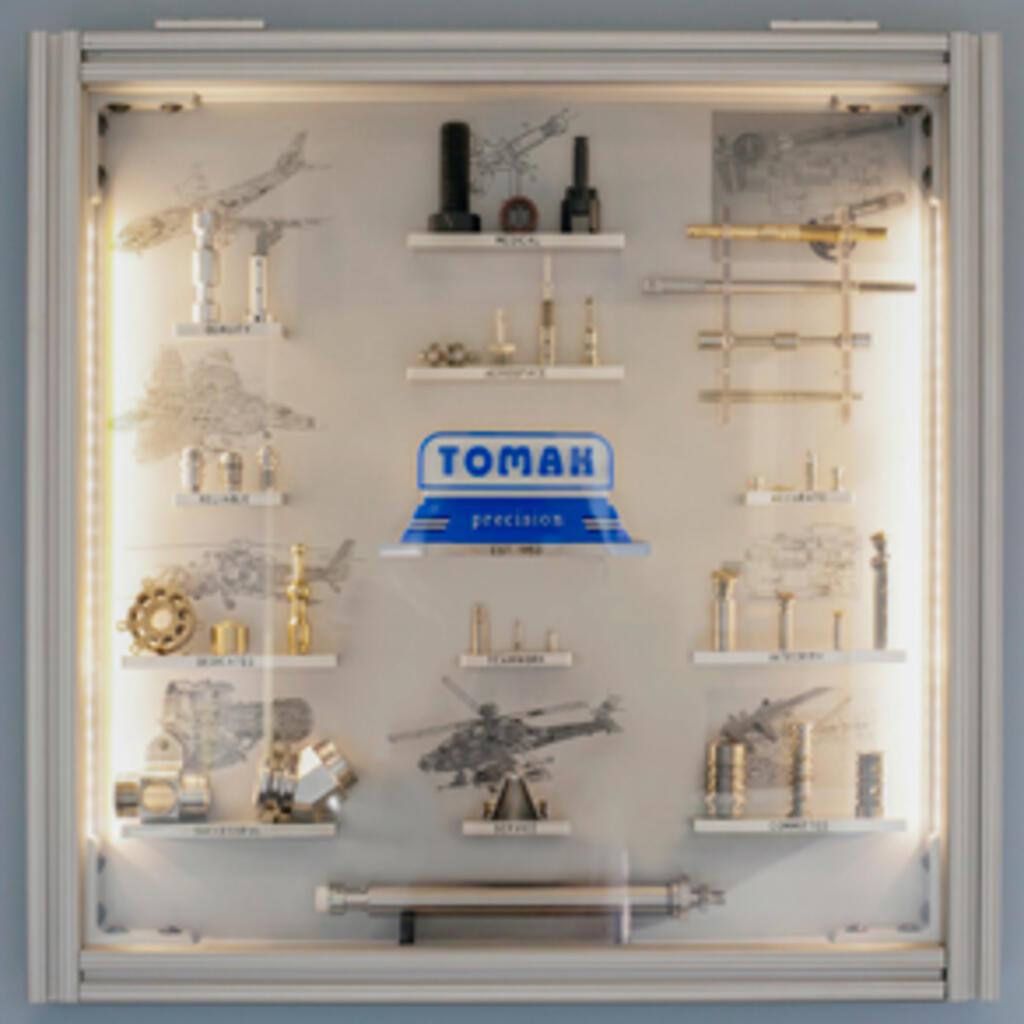 Tomak Precision product image 20