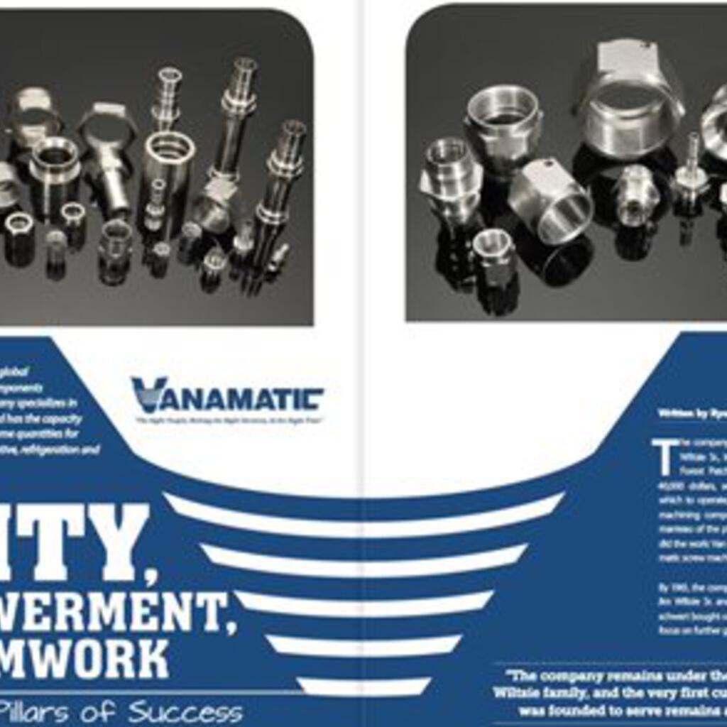 Vanamatic Company product image 11